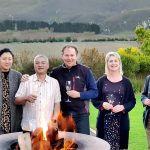 #CapeWine2018 in full swing at Creation Wines photo