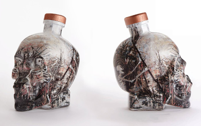 Limited Edition Crystal Head Vodka Bottles Arrive At Lcbo photo