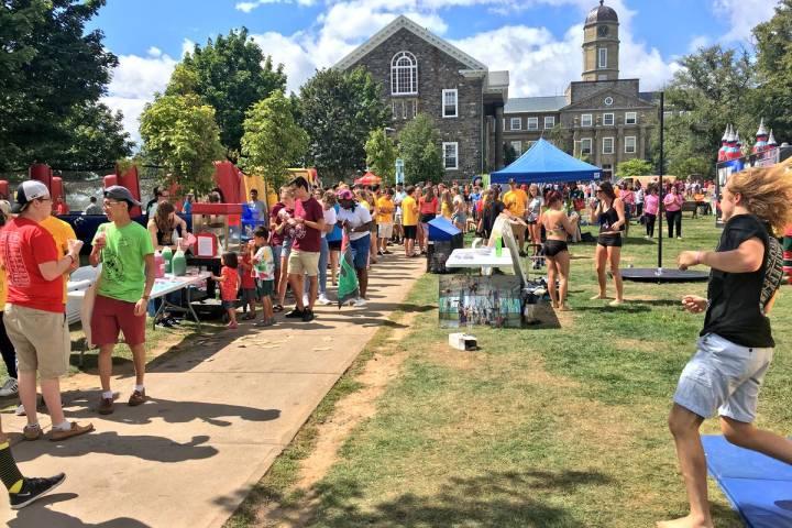 Dalhousie Student Union?s Orientation Week Focusing On Alcohol-free Fun photo