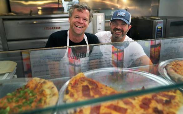 Fired Up About Dragon Pizza photo