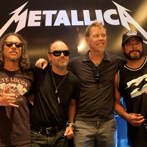 American Heavy Metal Band, Metallica Launches Its Own Whiskey photo