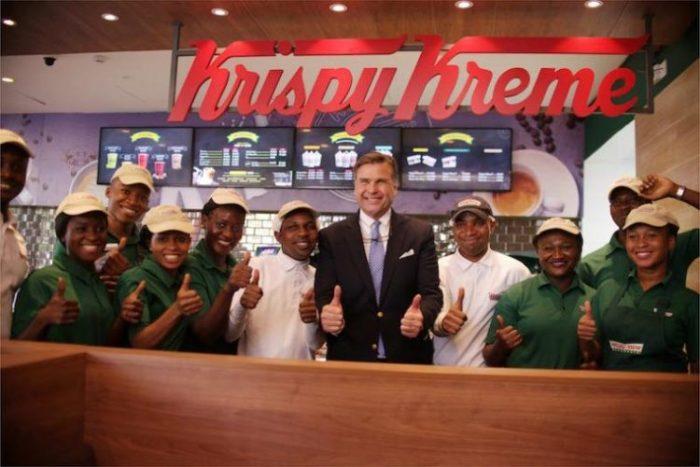 Krispy Kreme Nigeria Gets A Boost From Us Envoy?s Visit photo