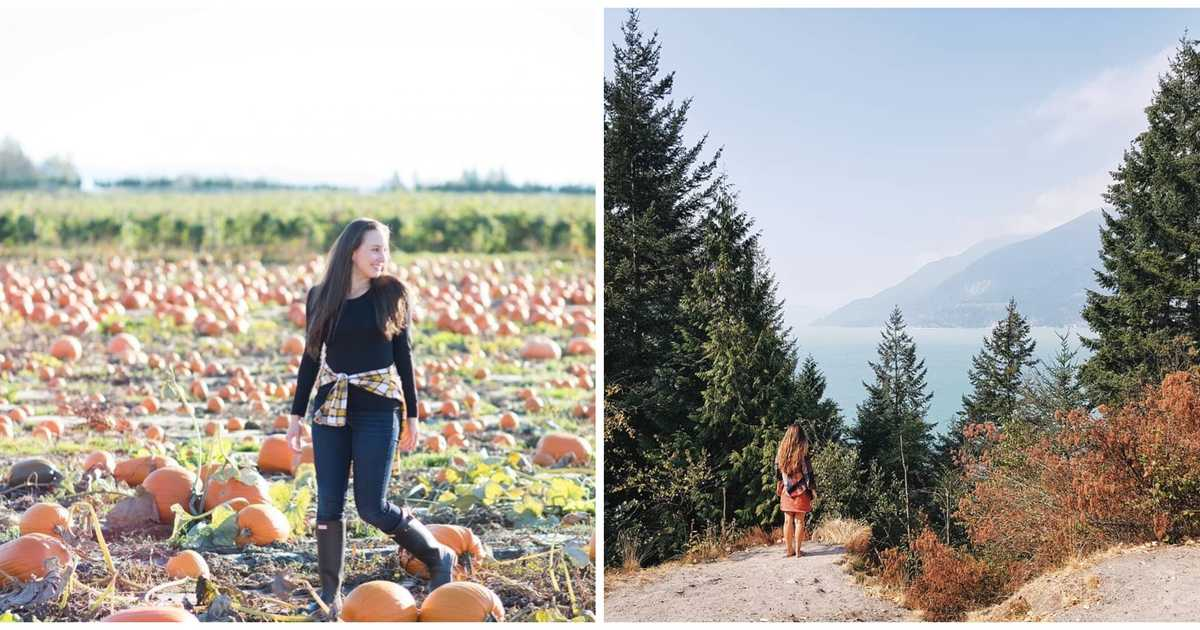 Spontaneous Fall Road Trips Less Than 1 Hour Away From Vancouver photo