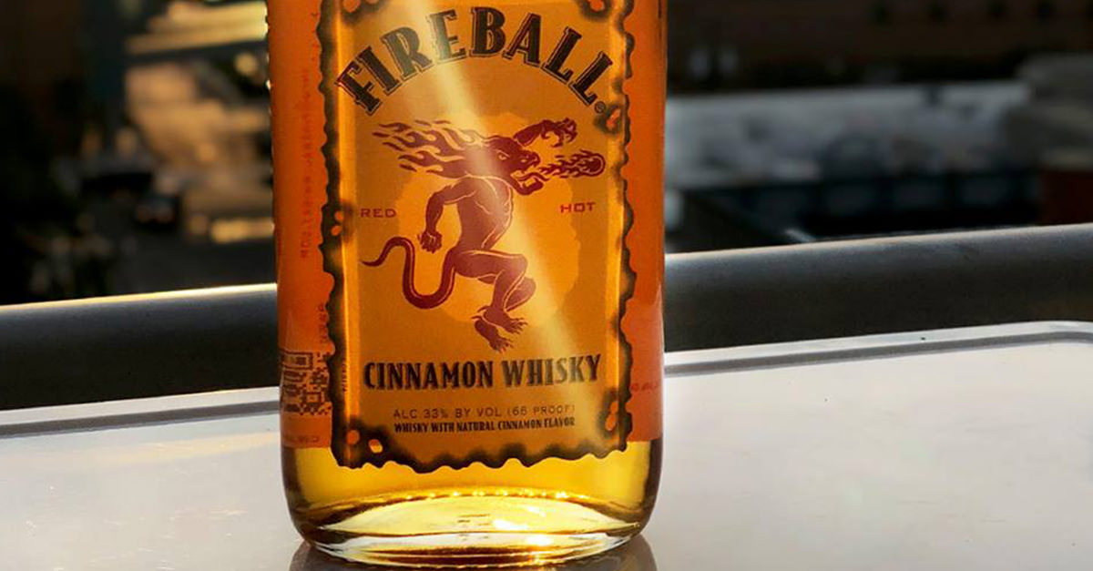 This Fireball Whisky-spiked Pumpkin Pie Will Spice Up Your Fall photo