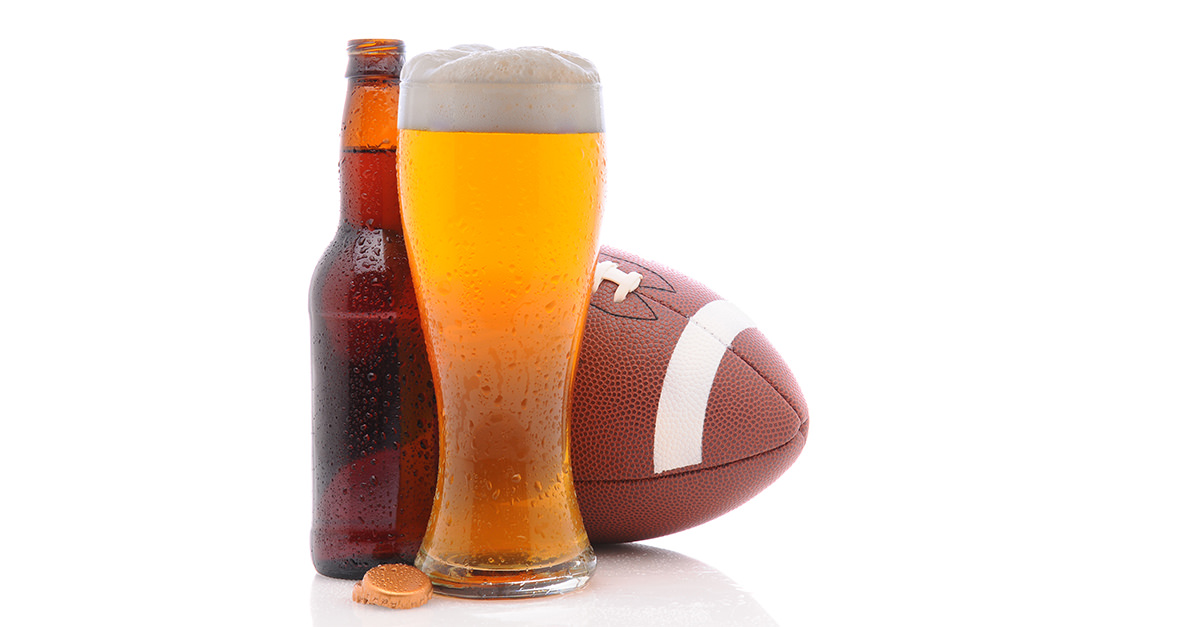 Here's Why You Never See Nfl Players In Beer Ads photo
