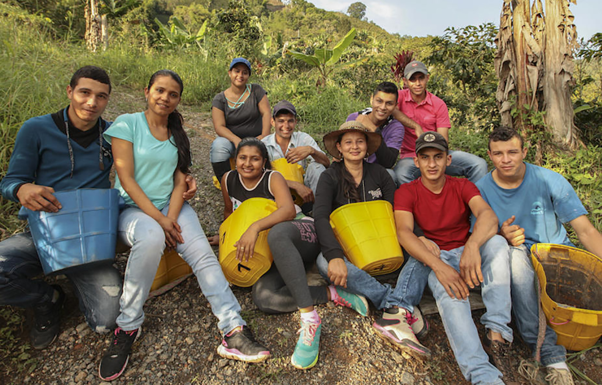 Interamerican Wants To Talk About The Future Of Coffee photo