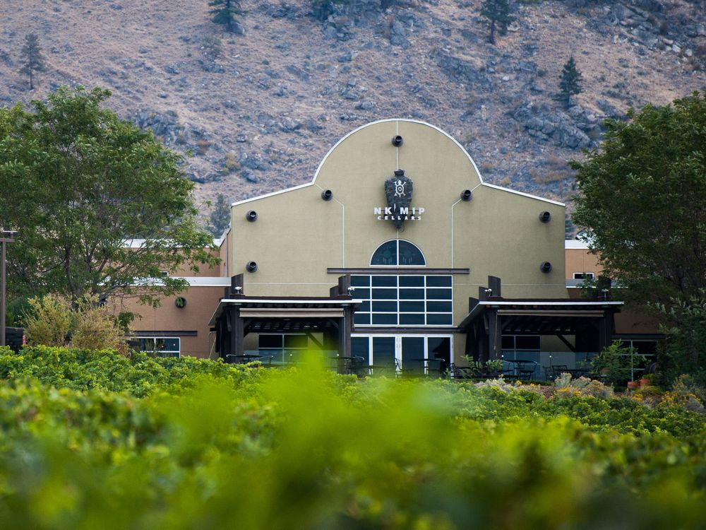 Anthony Gismondi: Top 10 B.c. Wineries photo