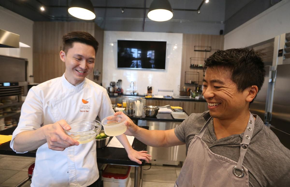 Markham Chef Teaches Revolution Of French Pastry With Asian Flare photo