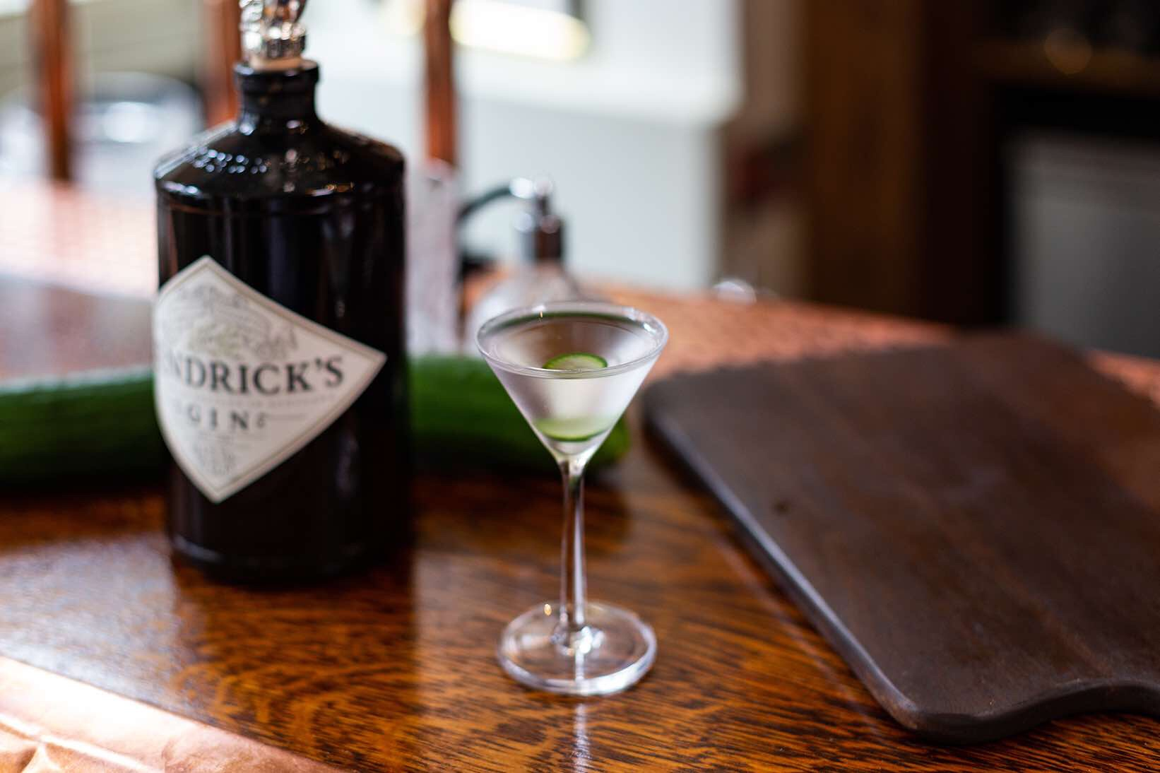 Hendrick's Gin Tini Martini Announce Event For London Cocktail Week photo