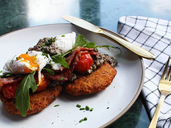 Is This The Prettiest Place To Brunch In Bellville? photo