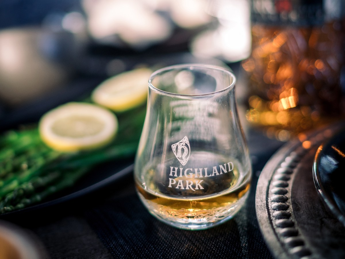 September Scotch: The Orkney Island?s Highland Park photo