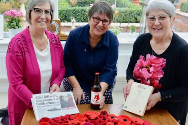 Islay Quilters Add To Warwick Poppies Project photo