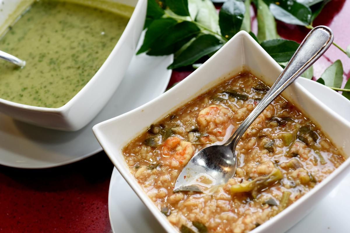 Congee Is Comfort Food For A World Of Cultures photo