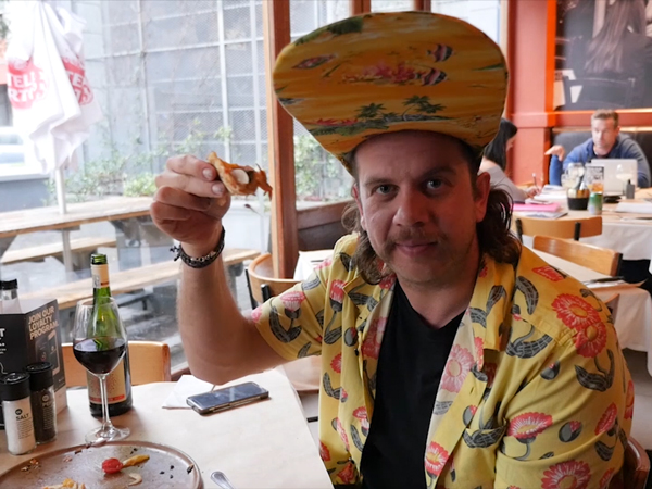 Watch: Would Jack Parow Rather Never Again Eat Biltong Or Never Again Drink Brandy? photo