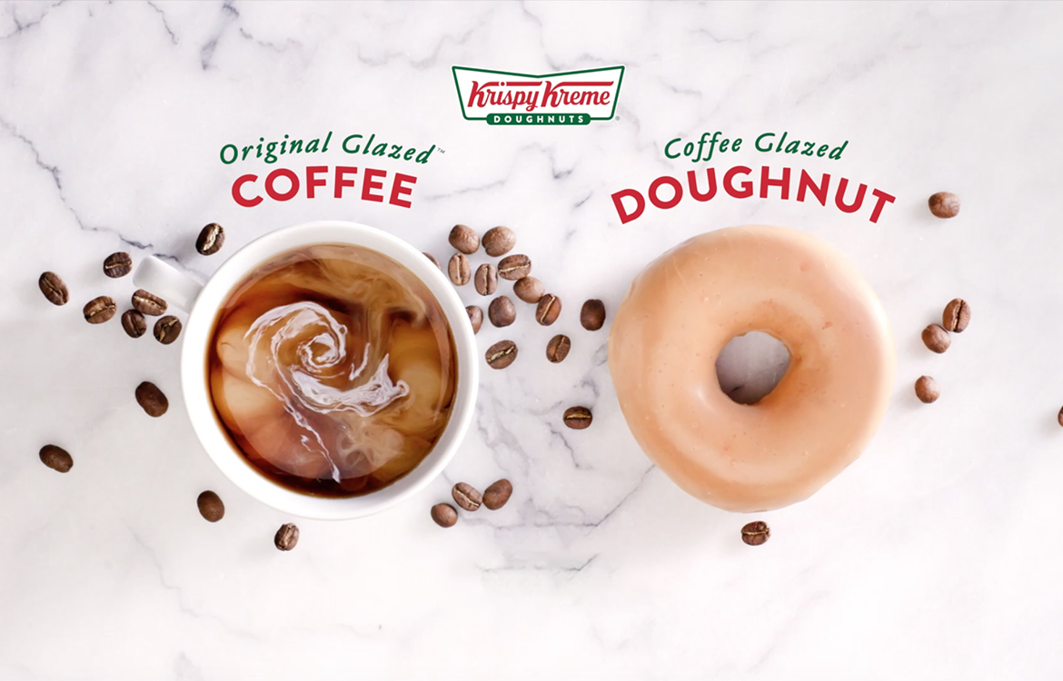 What If, Like, Coffee Tasted Like Donuts And Donuts Like Coffee? Whoa photo