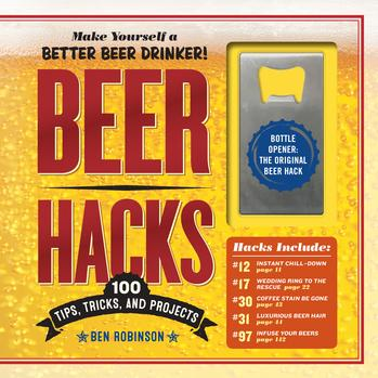 Beer Lovers, Listen Up: New Book Has Some Life Hacks For You photo