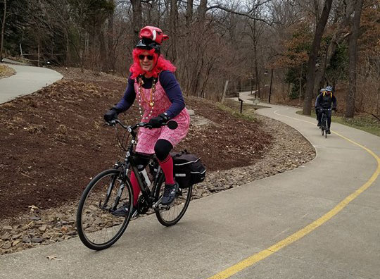 Bicycle Poker Ride Set For Sept. 9 On Fayetteville Trail System photo