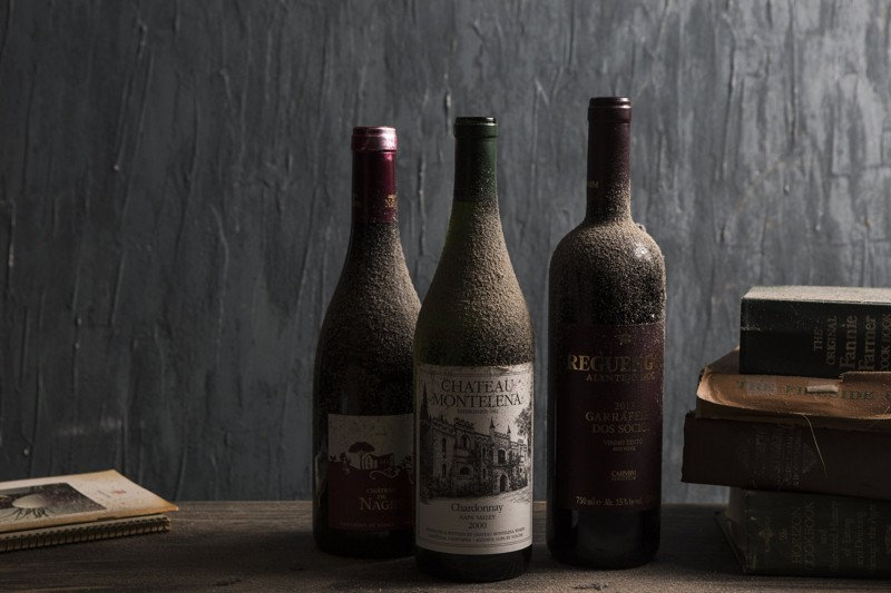 How To Tell If The Dusty Bottle Of Wine In Your Basement Is Still Good photo