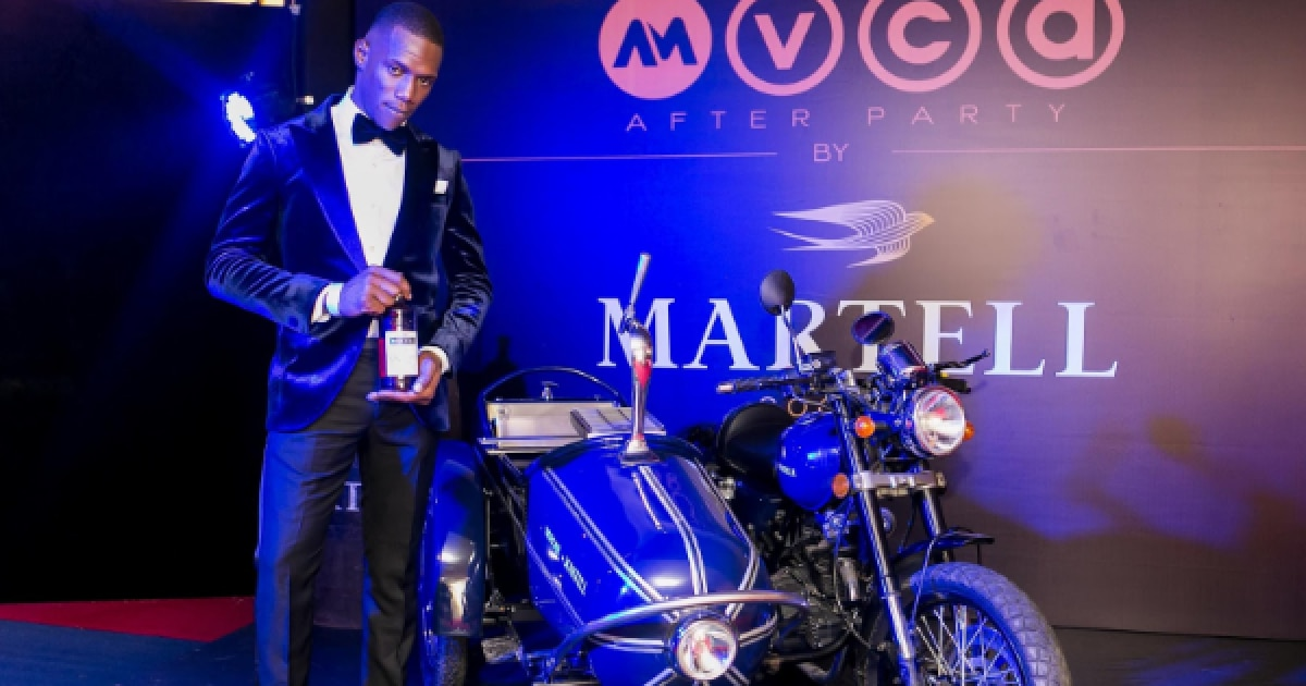 Discover Glitz, Glamour At Amvca Afterparty Hosted By Martell photo