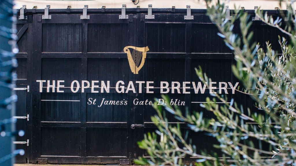 Inside The Secret Brewery Guinness Kept Locked Up For A Century photo