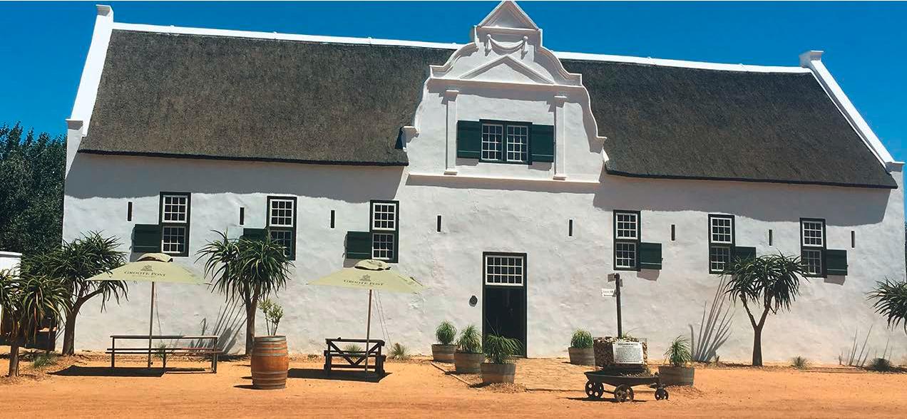 """Südafrika: """"der Winzer"""" Leser-reise photo"""