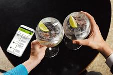 Influencer Showcase: Gordon's Gin Helps Stranded Commuters Drown Their Sorrows photo