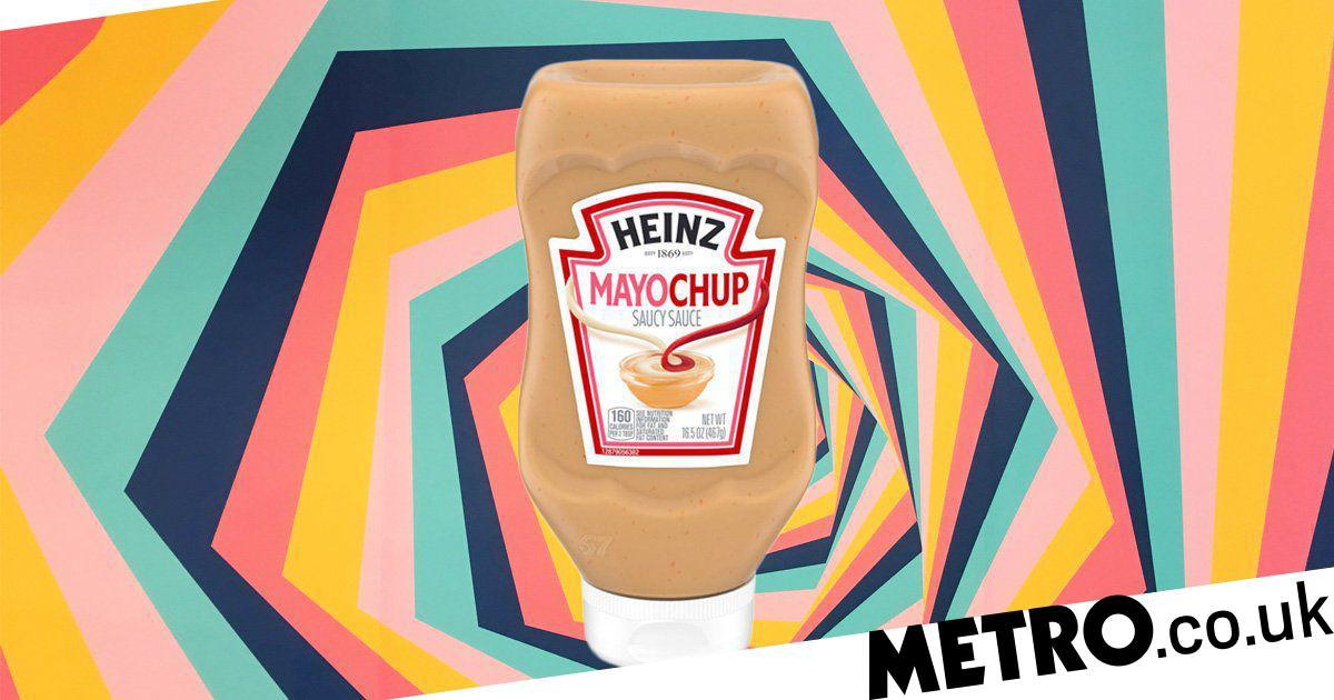 Mayochup Is Spreading And There's Nothing We Can Do To Stop It photo