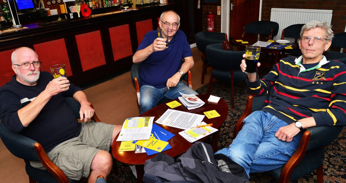 Look: Solihull And Shirley Lions Host First Beer Festival photo