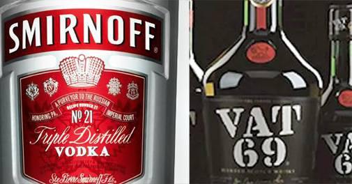 Delhi Government Bans Vat 69 Whisky, Smirnoff Vodka For Two Years photo