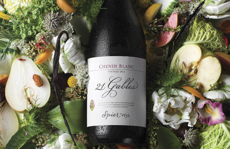 Spier 21 Gables Crowned The World's Best Chenin Blanc photo