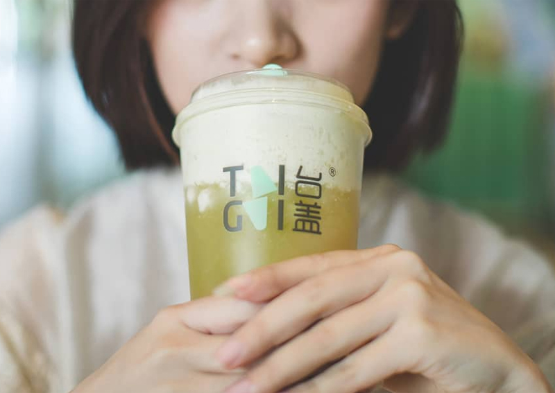 Chinese Speciality Tea Chain Taigai Opens First Overseas Flagship Store At Nex, photo