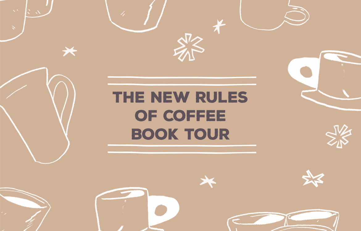 The New Rules Of Coffee On Tour photo