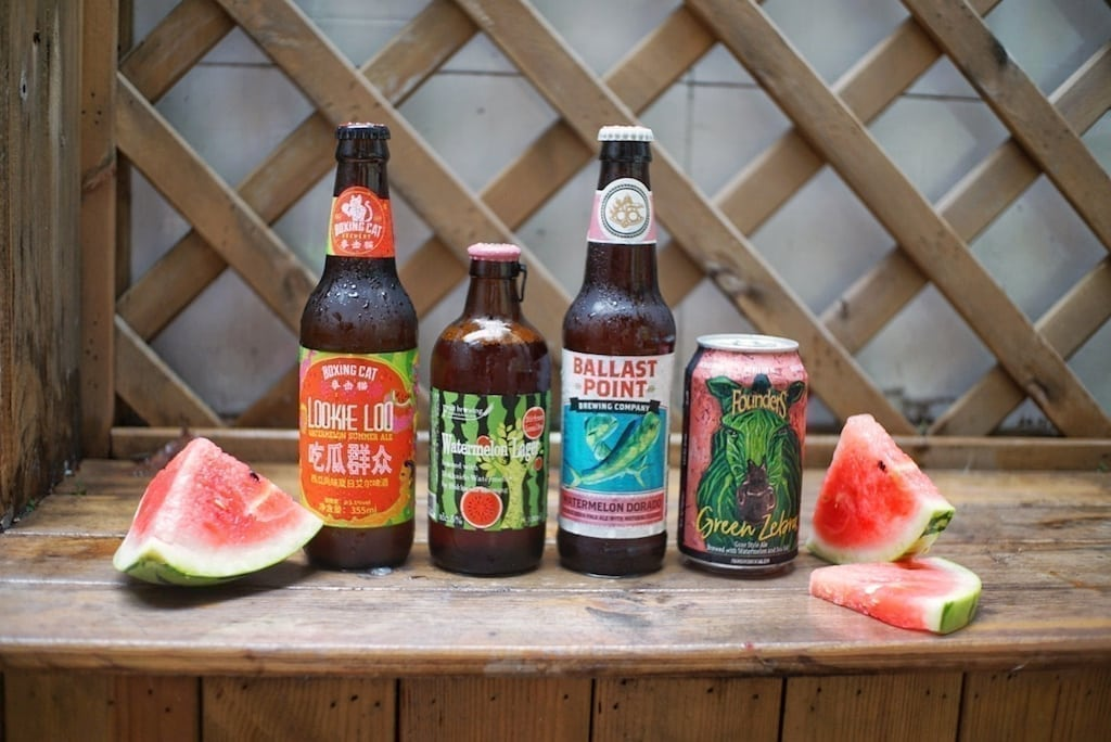 Cheers To The End Of Shanghai?s Summer With These Four Watermelon Beers photo