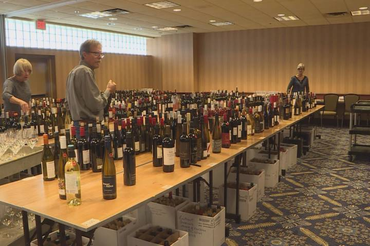 Search For B.c.'s Best Wine photo