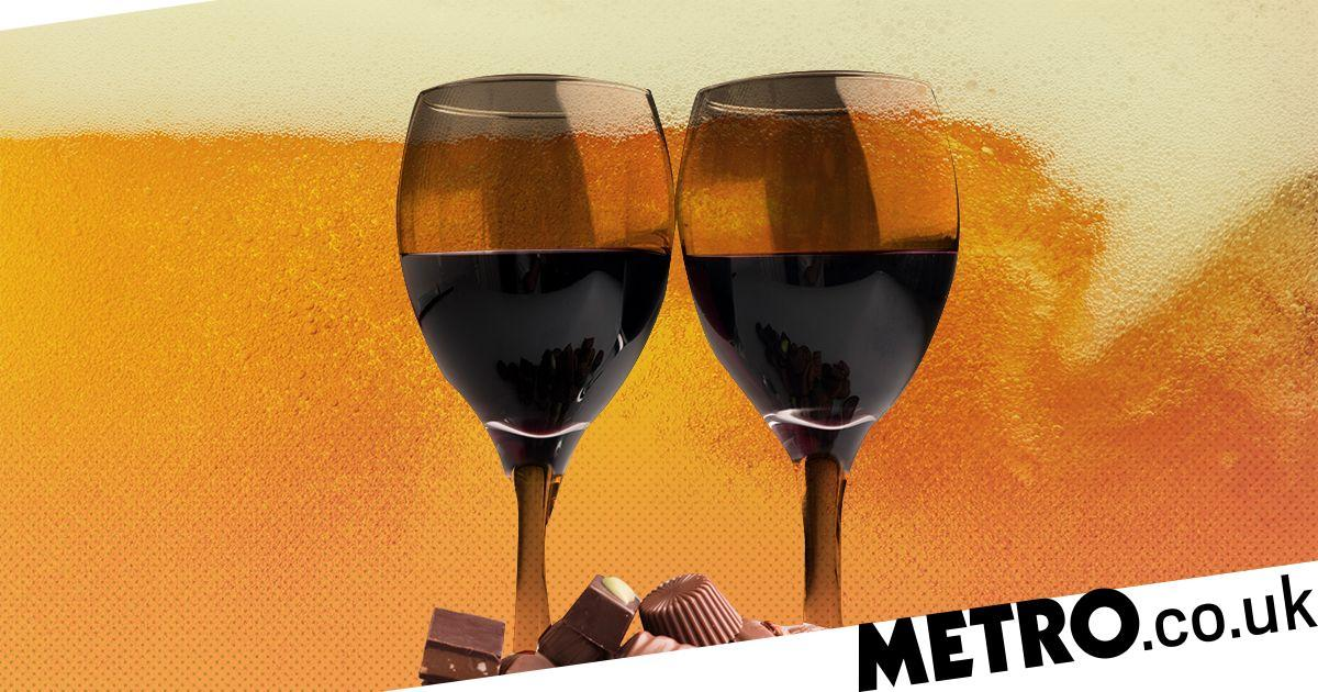 Forget Clean Eating: Beer, Wine And Chocolate Can Help You Live Longer photo