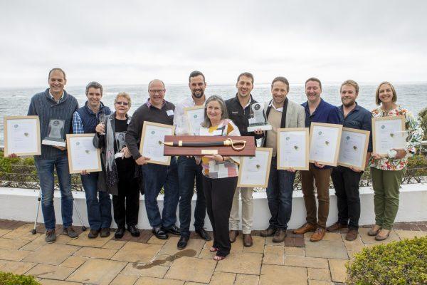 Domaine des Dieux again takes Top Spot at Amorim Cap Classique Challenge photo