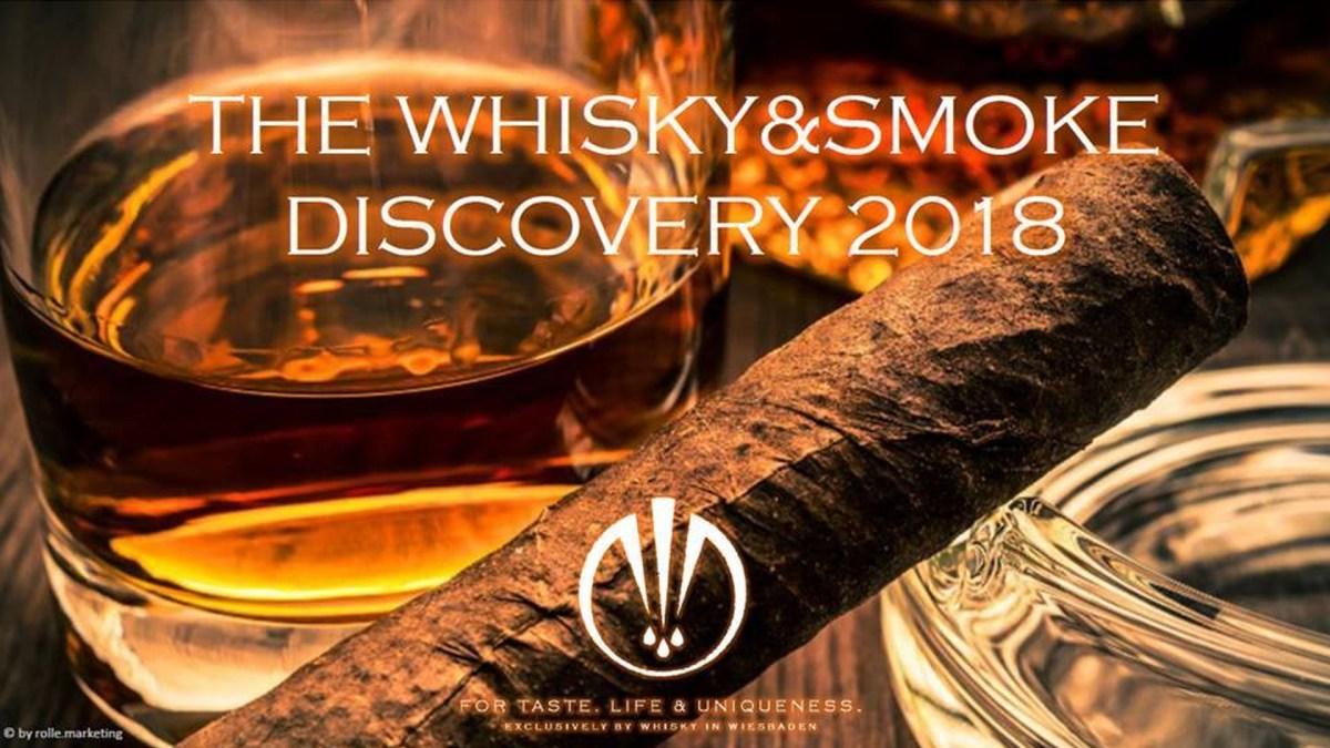 Pr: Whisky & Smoke 2018 photo