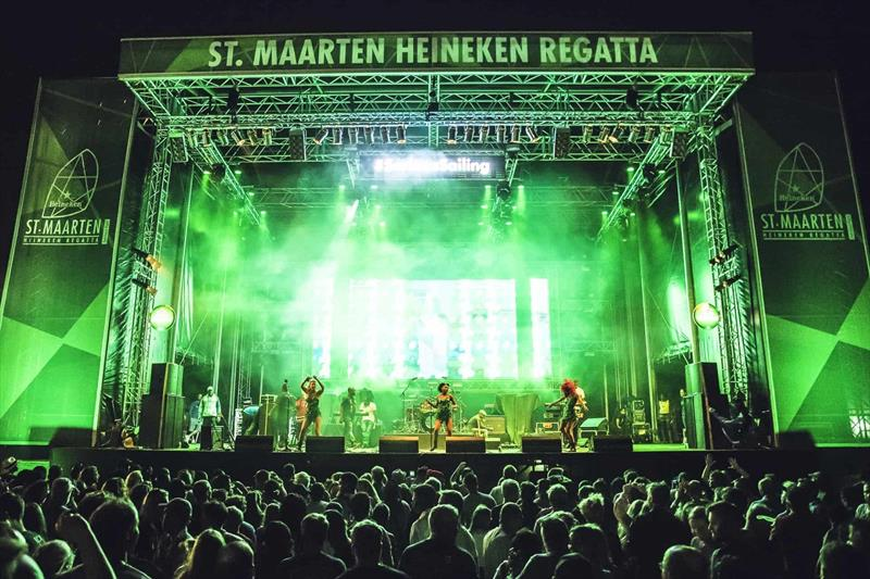 St. Maarten Heineken Regatta Announces The 2019 Heineken Regatta Village Venue photo