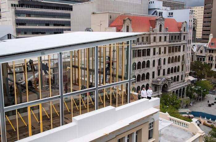 Acclaimed Sa Chef, Peter Tempelhoff To Launch Rooftop Restaurant In Cape Town! photo