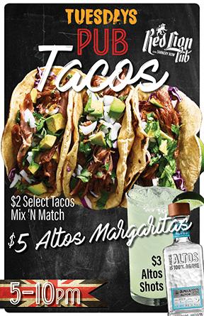 $2 Taco Night photo