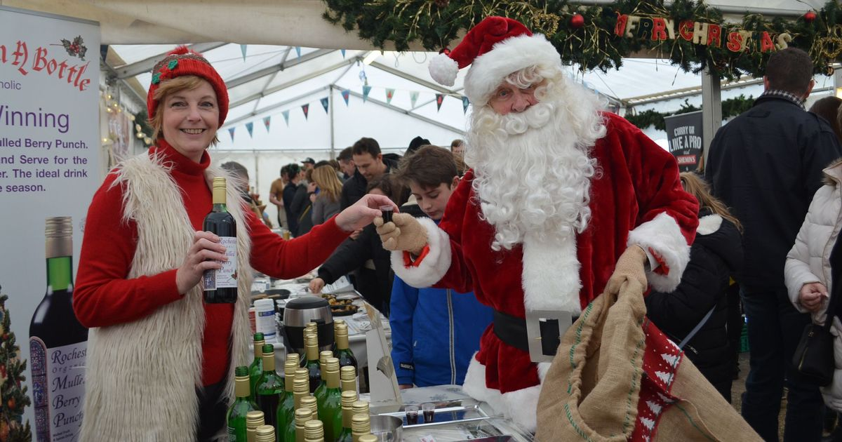 Christmas Markets And Winter Fairs Taking Place Near You photo