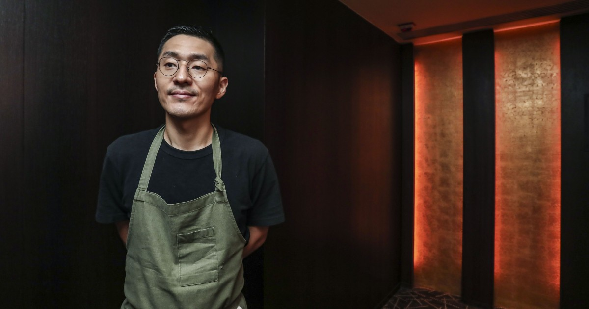 The Chef Who Wants To Introduce Vegan Cuisine To Koreans photo