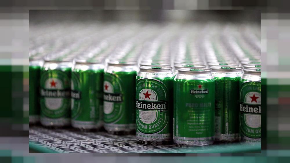Heineken Beer Sales Rise In Every Region, Outlook Held photo