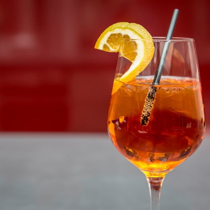 The Dark Origins Of The Aperol Spritz photo