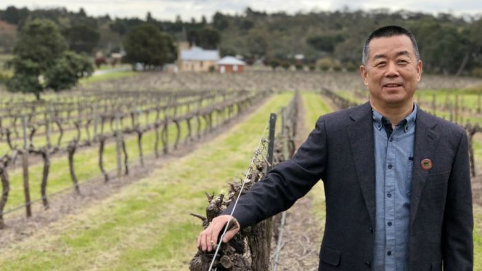 Grape Expectations: The Chinese Investors Buying Into The Barossa Valley photo
