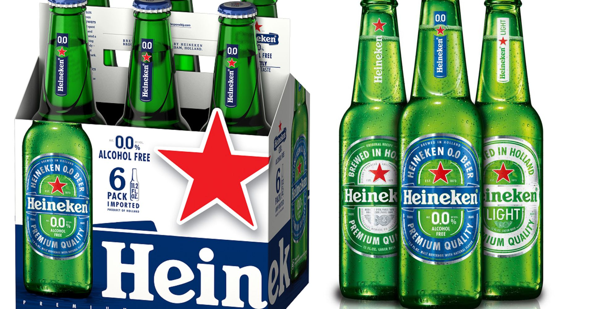 Heineken To Introduce Nonalcoholic Beer Nationwide As Health-conscious Consumers Ditch Beer photo
