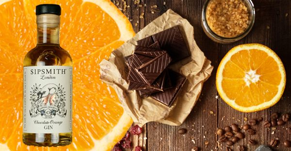 Chocolate Orange Gin Is Now A Thing – And You Can Get A Free Bottle photo