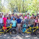 Nederburg Helps 70 Household Vegetable Gardeners Get To Market With  Qhubeka Bicycles photo