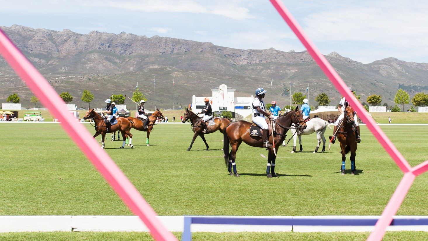 Cintron Pink Polo Returns To Val De Vie Estate For Its Ninth Instalment photo
