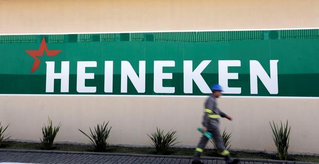 Workers Strike At Heineken South Africa photo